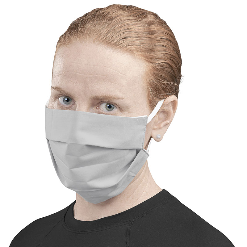 Eva & Elm Adult Cotton Face Mask - Grey Only - Single