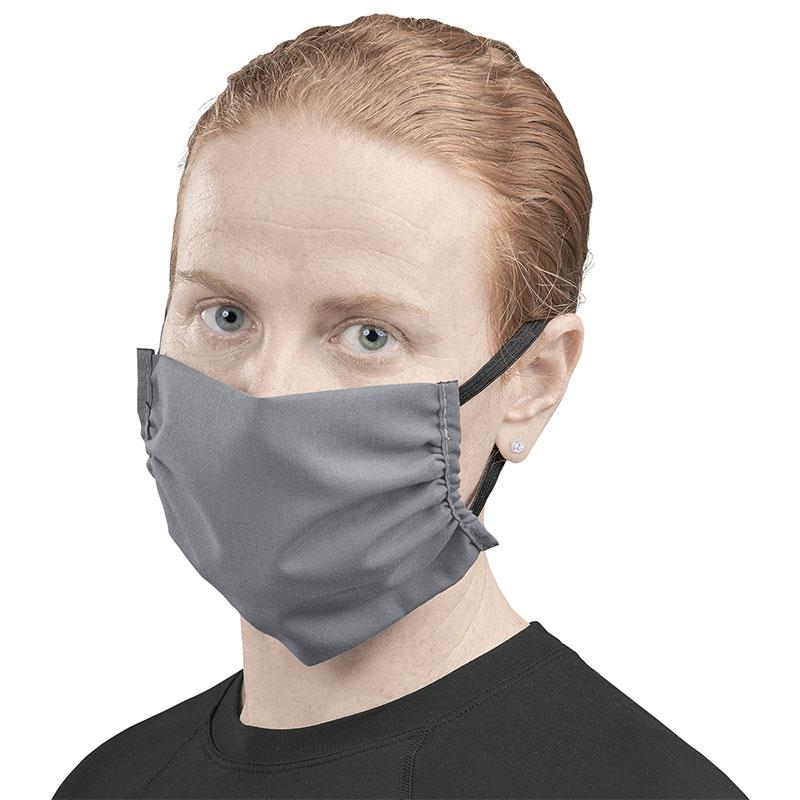 Eva & Elm Adult Polycotton Face Mask - Grey Only - Single